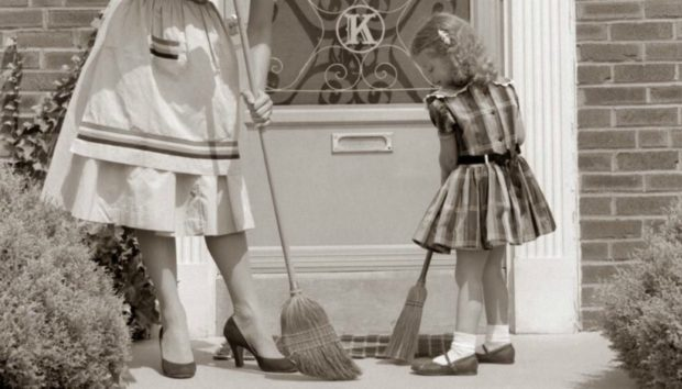 Η Γιαγιά Ξέρει! 9 Καθαριστικά Κόλπα