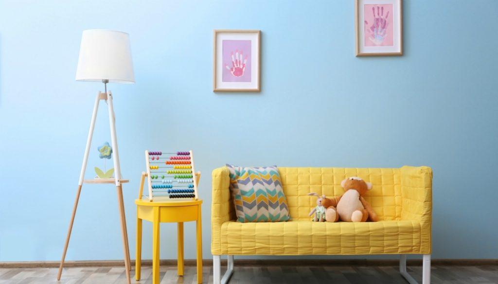 d3ff64ed7a8 Τα πιο «Υγιεινά» Χρώματα για το Παιδικό Δωμάτιο (και Όχι Μόνο ...