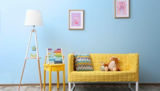 Τα πιο «Υγιεινά» Χρώματα για το Παιδικό Δωμάτιο (και Όχι Μόνο)!