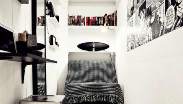 Μην Χαραμίσετε Ούτε Εκατοστό από το Μικρό σας Δωμάτιο. Δείτε πώς το Κάνουν 12 Ιδιοκτήτες!