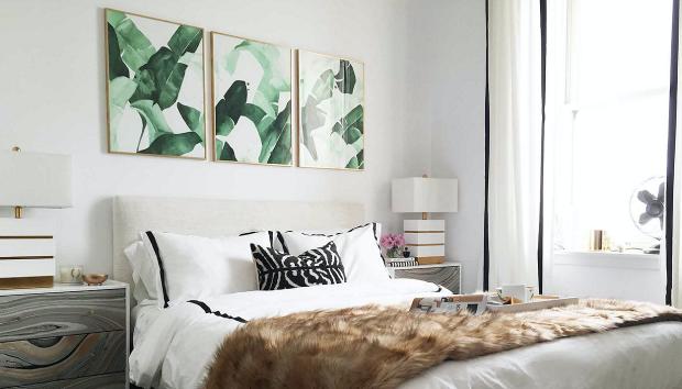 5 Ιδέες για να Ανανεώσετε Εύκολα το Βαρετό σας Υπνοδωμάτιο