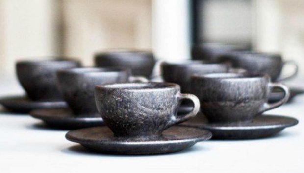 Δεν θα Πιστέψετε από τι Είναι Φτιαγμένα Αυτά τα Φλιτζανάκια Καφέ