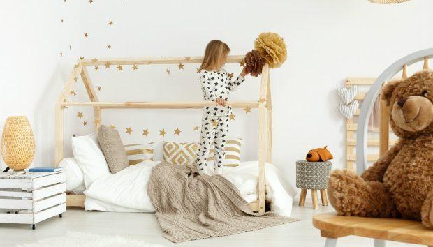 Παιδικό Δωμάτιο: Καθαρίστε το με το Παιδάκι σας σε 4 Κινήσεις και Μέσα σε 20'