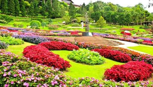 πανέμορφοι κήποι