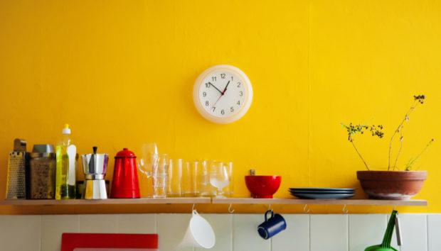 Διακοσμήστε τους Τοίχους της Κουζίνας σας με Αυτούς τους Ξεχωριστούς Τρόπους