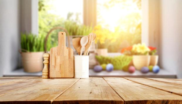 2 ΈξυπνοιΤρόποι να Ανανεώσετε την Κουζίνα σας με Ελάχιστα Χρήματα!