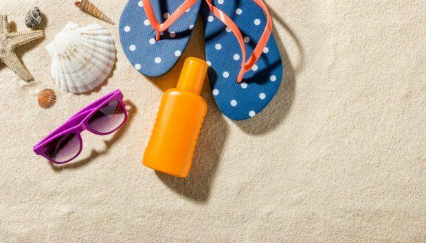 πετσέτα παραλίας