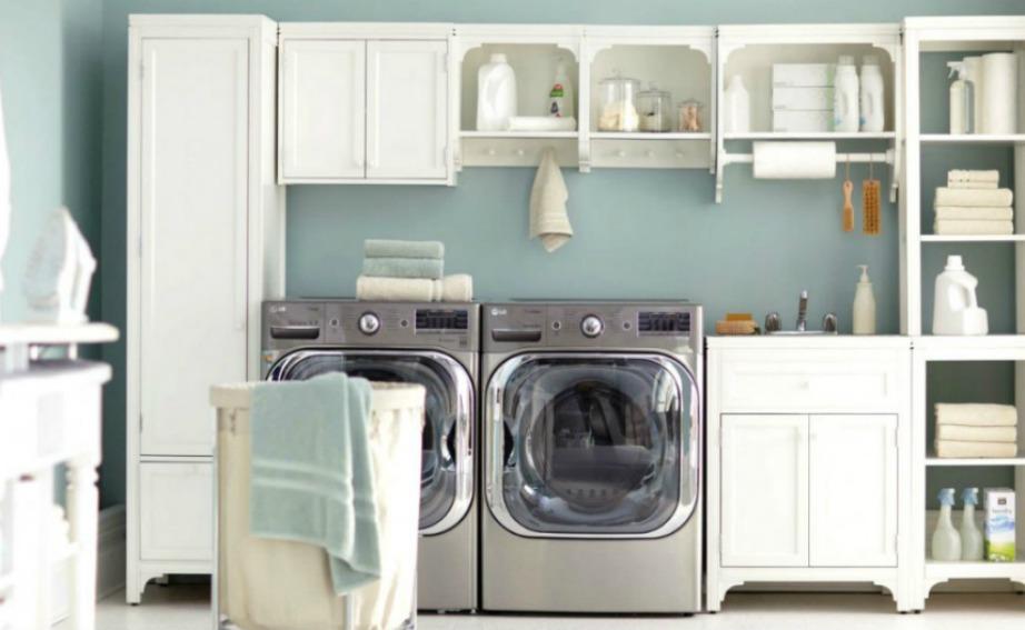 απολύμανση πλυντηρίου