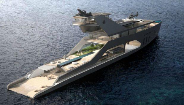 χλιδάτο σκάφος