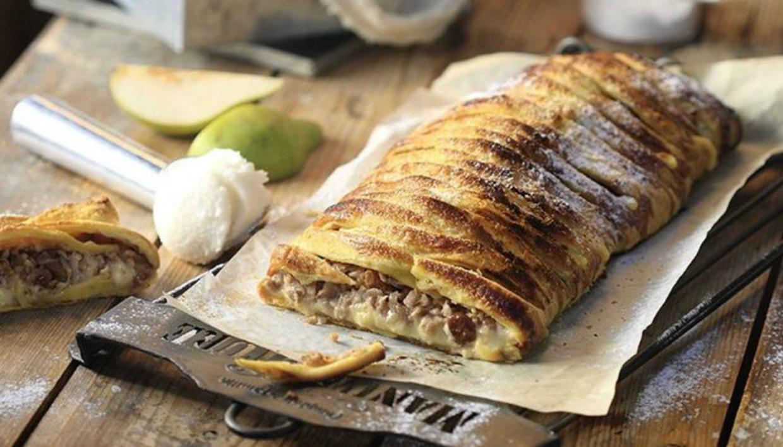 συνταγή με αχλάδια