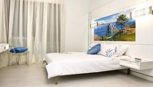 Ιδέες για να Διακοσμήσετε τον Άδειο Τοίχο που Βρίσκεται Πάνω από το Κρεβάτι σας