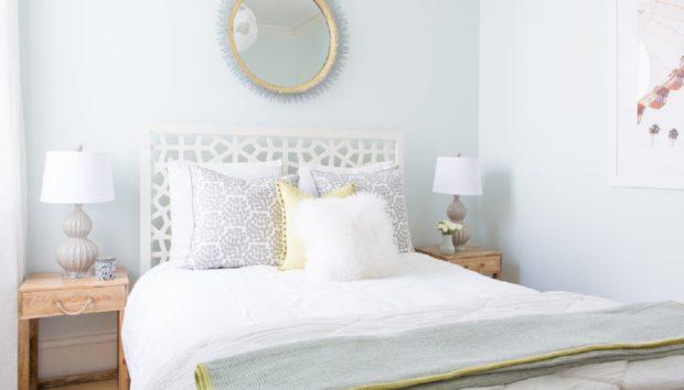 Πριν & Μετά: Ένα Πανέμορφο, Φωτεινό και Αέρινο Υπνοδωμάτιο