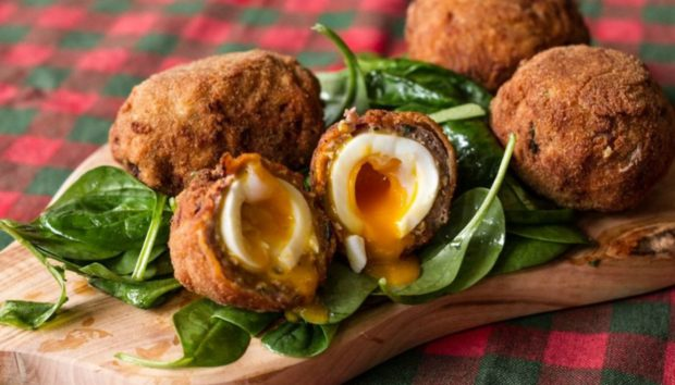 Σκοτσέζικα Αυγά: Δείτε πώς Φτιάχνονται!