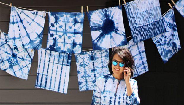 Shibori: Βάψτε τα Υφάσματά σας με Αυτή την DIY Τεχνική από την Ιαπωνία