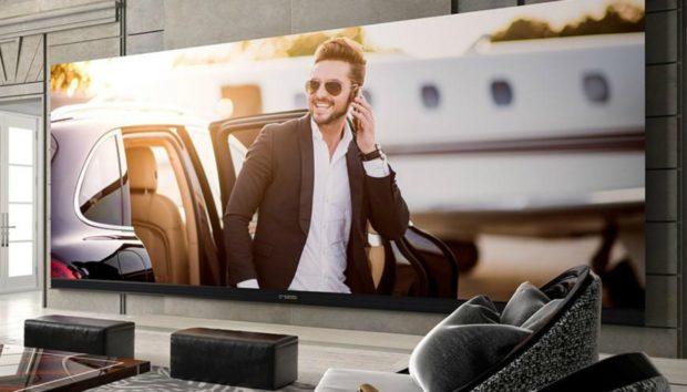Αυτή η Τηλεόραση Κοστίζει Μισό Εκατομμύριο!
