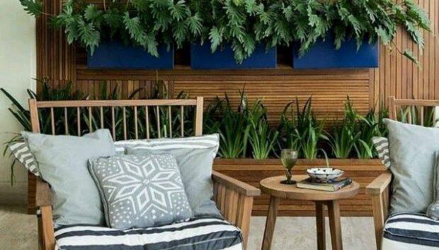 DIY: Φτιάξτε Ένα Υπέροχο Αυτοσχέδιο Παρτέρι στη Βεράντα σας!