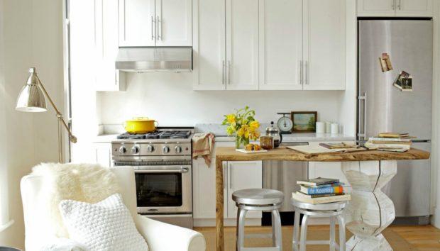 Μικροσκοπικές Κουζίνες με Στιλ που μας Ξαφνιάζει Ευχάριστα!