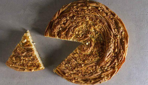 Η Συνταγή της Κυριακής: Νόστιμη Κουλουρόπιτα