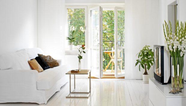 7 Tips για να Διακοσμήσετε Ένα Λευκό Δωμάτιο!