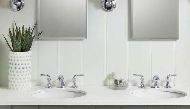 13 Έξυπνες Ιδέες Διακόσμησης για το Μικρό σας Μπάνιο