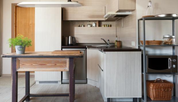 7 Μικροσκοπικές Κουζίνες που Είναι Ανατριχιαστικά Στιλάτες