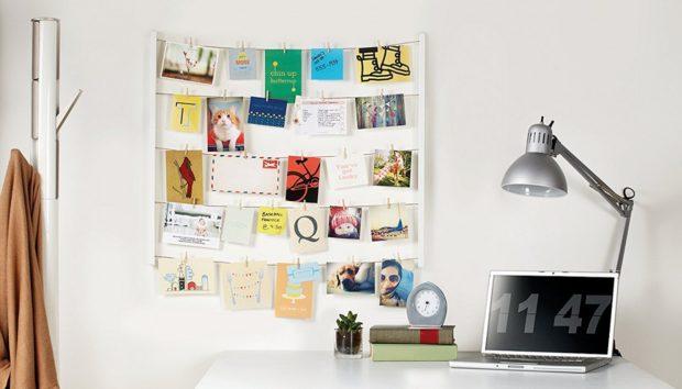 Βάλτε τις Αγαπημένες σας Φωτογραφίες στον Τοίχο με Αυτόν τον Απλό και Κομψό Τρόπο