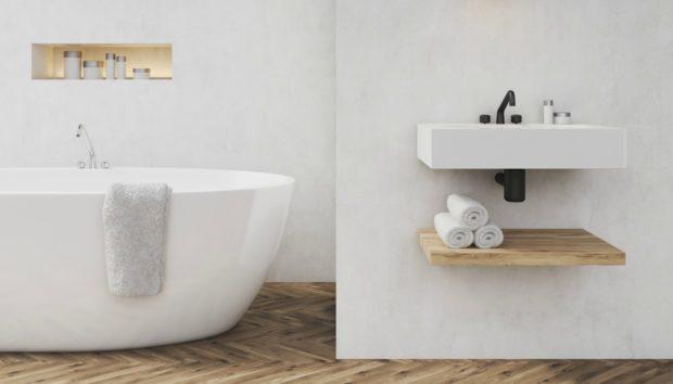 Τα Ολοκαίνουρια Trends για το Μπάνιο που Εντυπωσιάζουν!