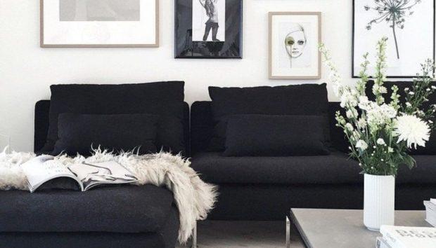 «Πώς Μπορώ να Κάνω πιο Ζεστό ένα Σπίτι που Είναι σε Μαύρες, Γκρι και Λευκές Αποχρώσεις;»