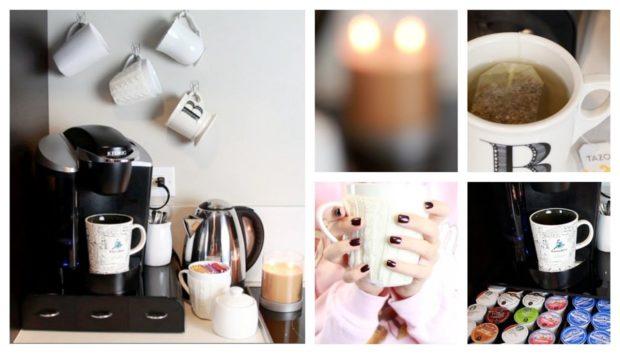 DIY: Φτιάξτε το Δικό σας Coffee Bar!