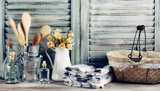10 Ιδέες Διακόσμησης για μια… Vintage Κουζίνα!