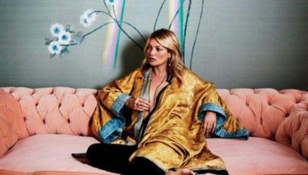 Kate Moss: Δείτε το Εκπληκτικό Μπάνιο της στο Σπίτι της στο Λονδίνο!