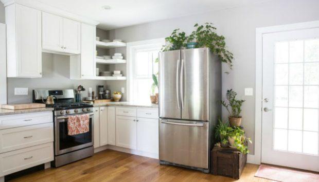 6 Πράγματα που Κάνουν την Κουζίνα σας να Δείχνει πιο Ακατάστατη από ότι Πρέπει