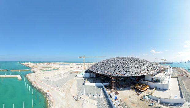 Το Louvre Abu Dhabi Ανοίγει τον Νοέμβριο και οι Εσωτερικοί του Χώροι Είναι Απίστευτοι