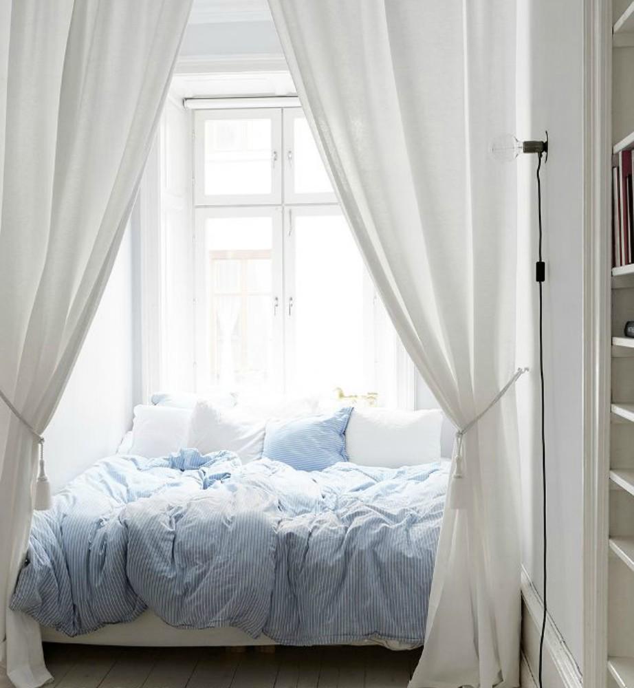 Χρώμα στο Υπνοδωμάτιο: Οι Καλύτερες Επιλογές για Τέλειο Ύπνο!