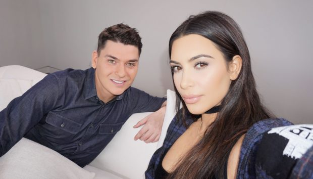 Δείτε το Πανέμορφο Διαμέρισμα του Makeup Artist της Kim Kardashian