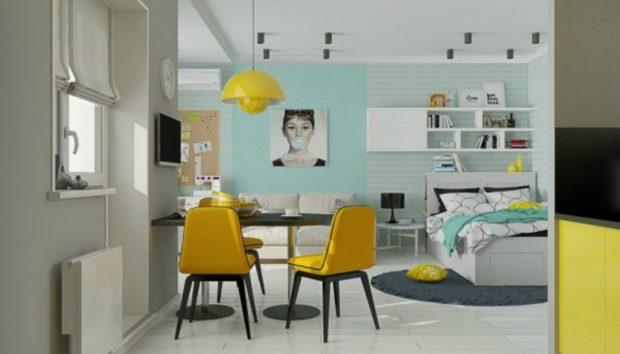 Αυτό το Διαμέρισμα είναι Μικρότερο από 50 τμ Αλλά θα σας Εντυπωσιάσει!