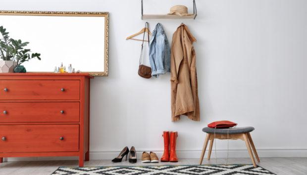Αλλάξτε την Είσοδο του Σπιτιού σας με Αυτές τις Έξυπνες DIY Ιδέες