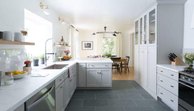 Πριν & Μετά: Αυτή η Κουζίνα θα σας Αφήσει με το Στόμα Ανοιχτό