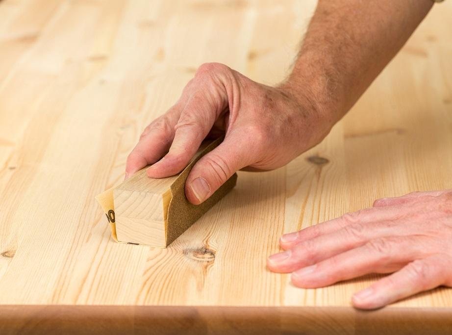 ξύλινα κομοδίνα