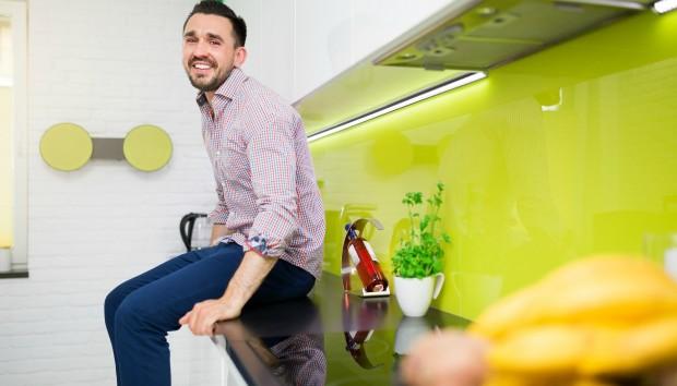 8 Μοναδικές και Πανέξυπνες Ιδέες για το Εργένικο Σπίτι σας