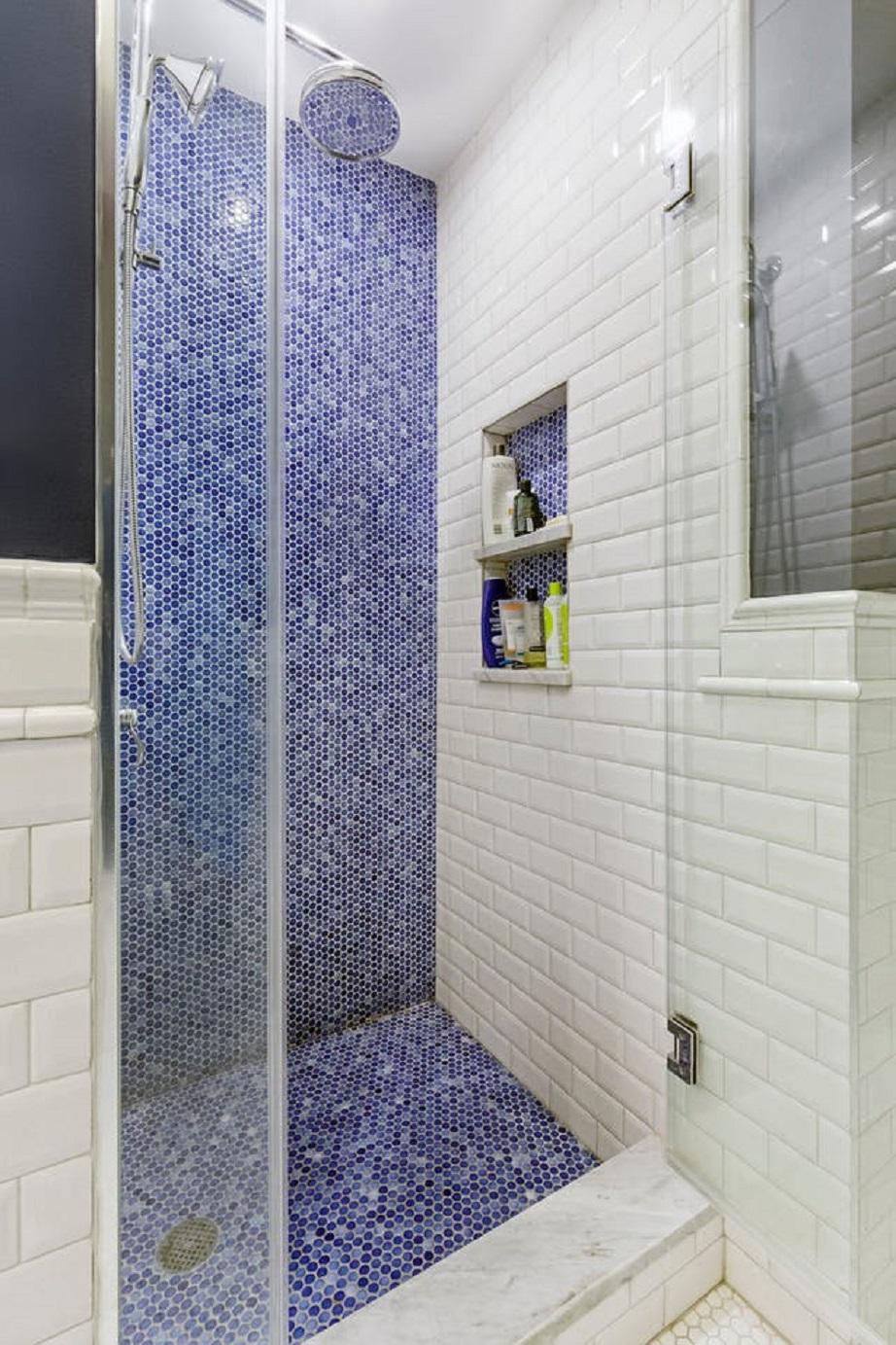μπεζ μπάνιο