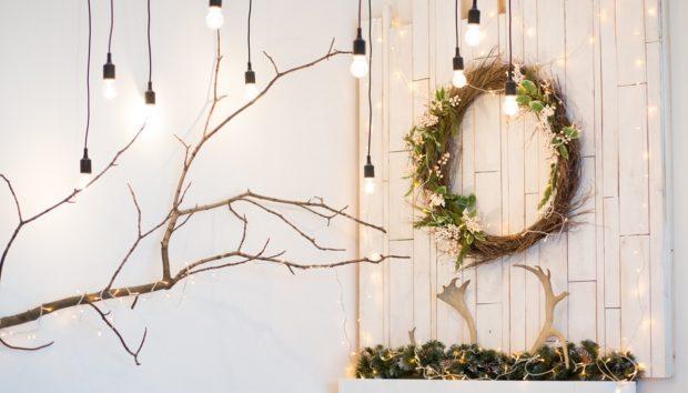 10 Μοναδικοί Τρόποι για να Διακοσμήσετε το Σπίτι σας με Χριστουγεννιάτικα Φωτάκια