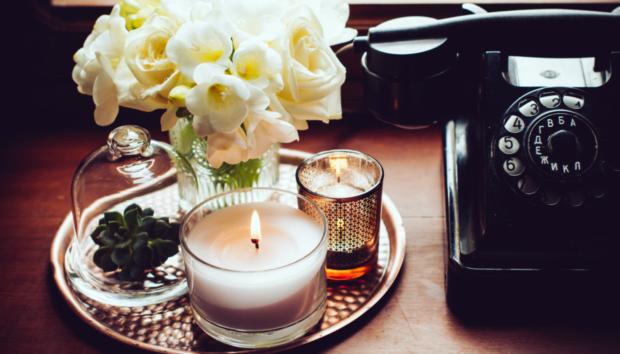 Απίστευτο Tip για να μην Στάζουν τα Κεριά σας