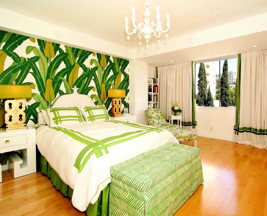 Πράσινο: Ένα από τα πιο αισιόδοξα χρώματα που υπάρχουν. Βάλτε το στο σπίτι σας και νιώστε τις ευεργετικές του ικανότητες