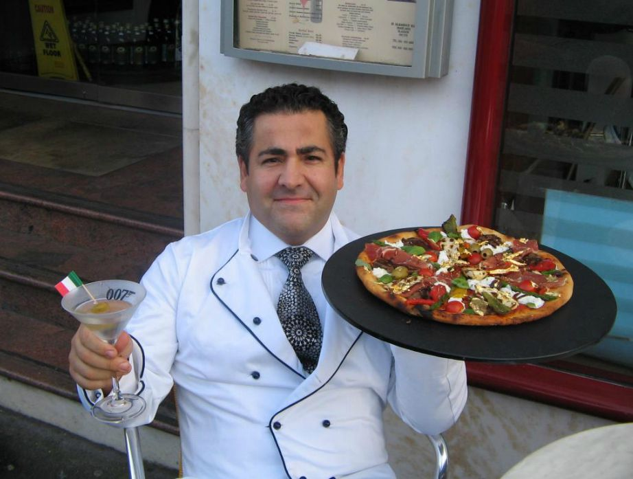 Η πίτσα των 3800 ευρώ!
