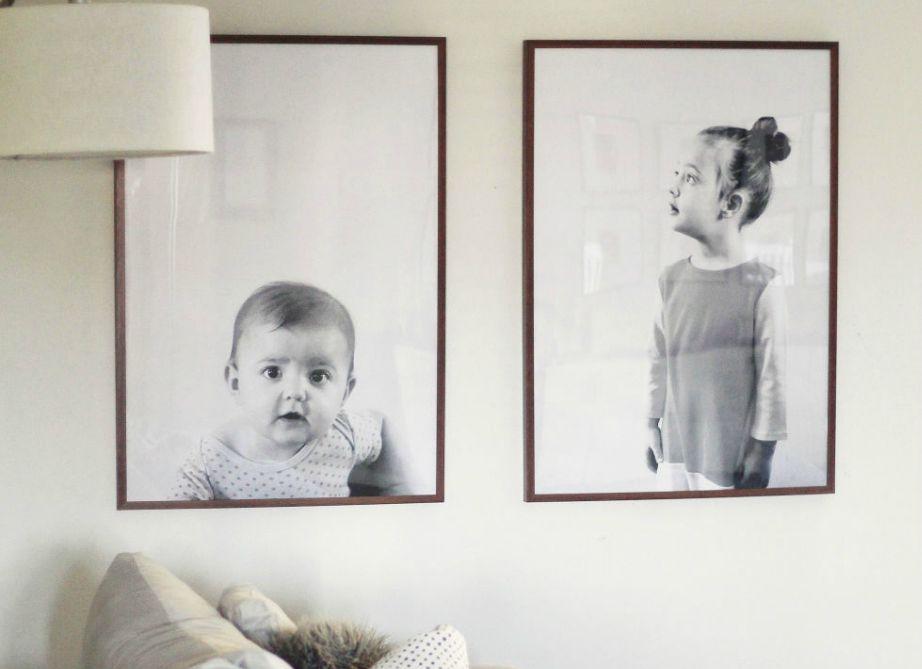 Οι ασπρόμαυροι πίνακες με προσωπικές φωτογραφίες είναι μια φανταστική ιδέα διακόσμησης που θα κάνει τον χώρο σας να δείχνει πιο ζεστός και οικείος.