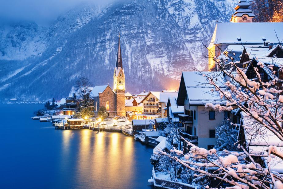 Εορταστικοί χειμερινοί προορισμοί