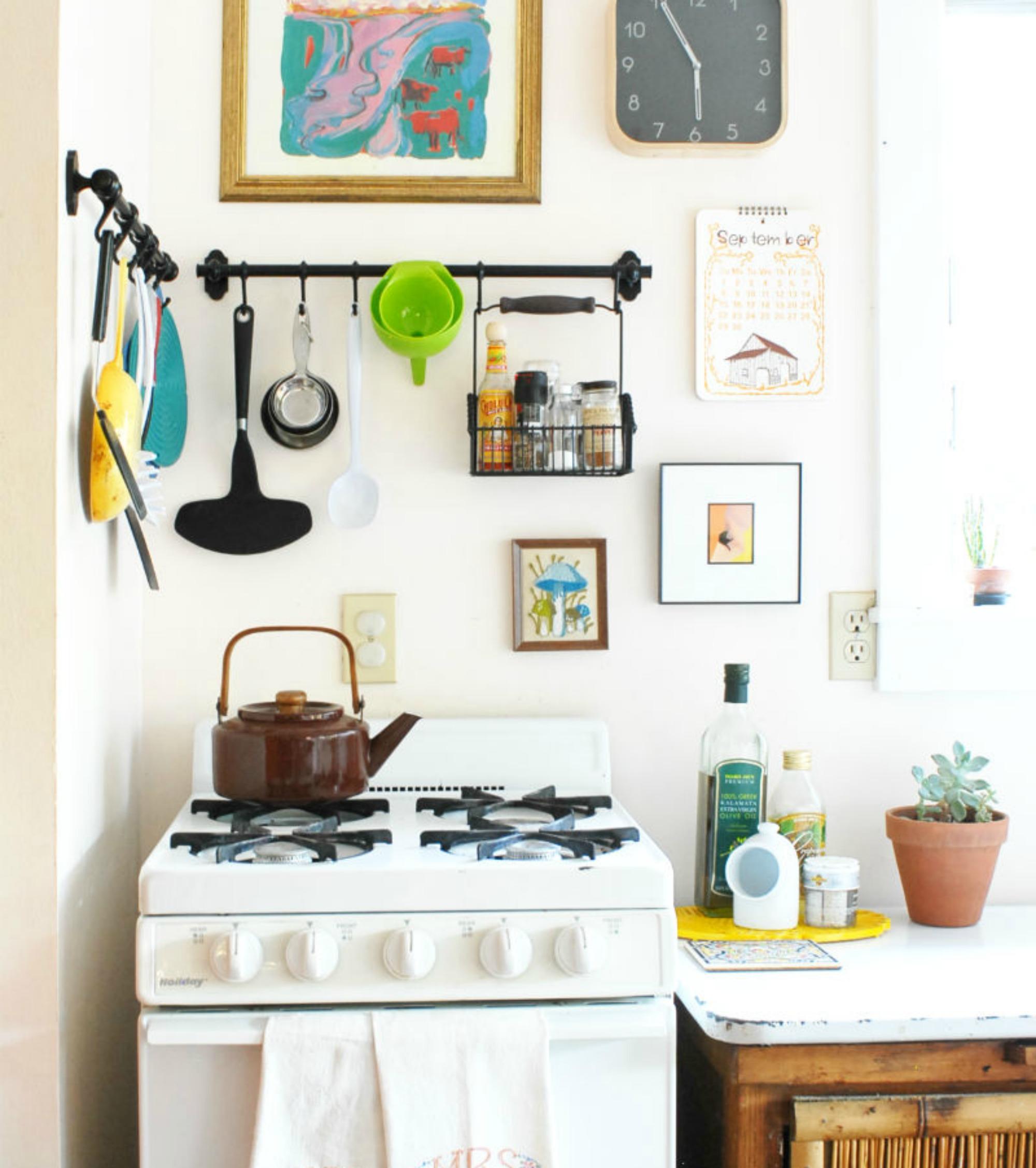Δώστε στην κουζίνα σας προσωπικότητα.