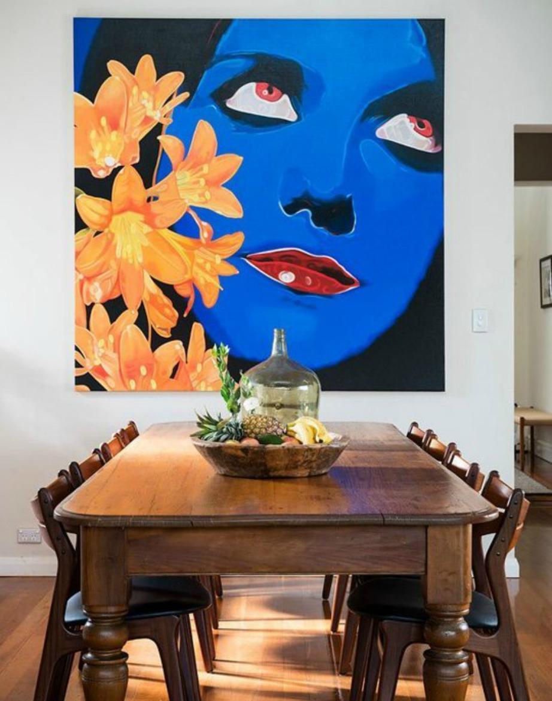 Ένα εντυπωσιακό έργο τέχνης μπορεί να μεταμορφώσει όλο τον χώρο σας.
