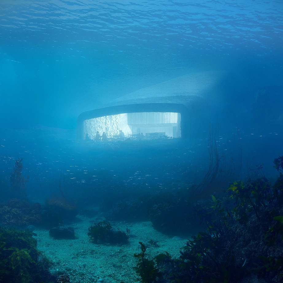 υποβρύχιο εστιατόριο